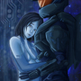Halo 4: Embrace by Scylla812