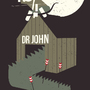 Dr John poster by Lundsfryd
