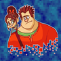 Wreck it Ralph by StevRayBro
