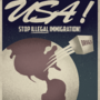Illegal Immigration by Bugdog001