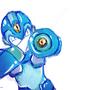 Megaman X by Zedonius2D