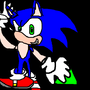 Early Drawing Of Sonic by sonikxtreme20