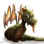 Lil dragon by duplex2