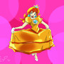 PRINCESS DAISY by Lennester