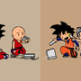 Dragon Ball Gaming by somezombie