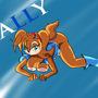 Sally acorn by Lennester
