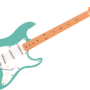 Fender Stratocaster by LAVAGASM