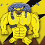 Level 100 Pikachu by Crossburn