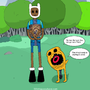 Adventure Time Sackboy by JMartin97