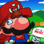 It's a-me Mario! by MidnightFrog