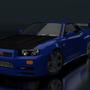 Nissan Skyline GT-R by BlazingEclipse