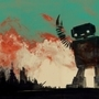 Giant Robot by ratherlemony