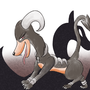 pokeddexed challenge: houndoom by megadrivesonic