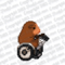 16-Bit Segway Ride and Jump