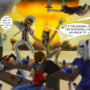 END OF THE WORLD POOL PARTY by MST3KMAN