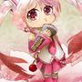 Sakura miku by Janice-Stein