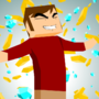 Me in Minecraft... by WooleyWorld
