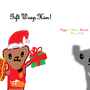 Gift wrap him! by allisonwolf2