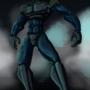 cyborg concept 2 by oladitan