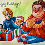 holidays are neat by Civilized-Apocalypse