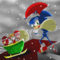 Merry christmas by sonic