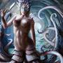 Grand Priestess of Cthulhu 2 by ItoSaithWebb