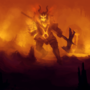 Hell Knight by Xephio