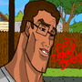 Hank Hill Handsome Face by Kiotask
