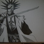 Bleach- Zaraki Kenpachi by Names78