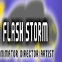 FlashStorm Banner by TheSpicanator