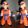 Krillin (Kuririn) Sculpture by Mario644