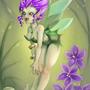 Violet by Nerdbayne