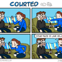Courted, #2 by KupaMan