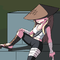 Ninja Lady