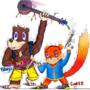 Rareware Heroes by Pyroflamatic