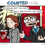 Courted, #3 by KupaMan