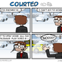 Courted, #4 by KupaMan