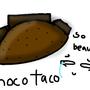Choco Taco by ZombieChick147