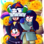 Pilaf AND Pals by KrystalFlamingo