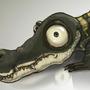 Baby Alligator by Courageousturnip