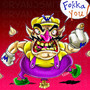 Wario by ronnieraccoon