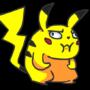 Epic Pikachu by HugLovingPanda