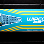 Wipeout 2048 Skateboard by buriedantenna
