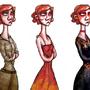 Matilda Roux by KLawter