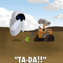 WALL-E by Mario644