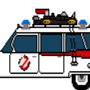 Ghostbusters Ecto 1 by EventHorizon