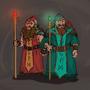 Rune Priests by ratherlemony