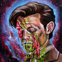 Doctor Who, Matt Smith Zombie by ZombifyStudios