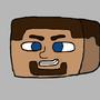 Minecraft Steve by monster300