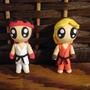 Chibi Ryu & Ken by PikaRobo